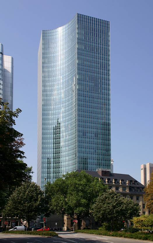 Skyper - Frankfurt am Main - Germany - 2005 - View from Taunustor - Photo 703-520-609